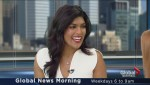 Global News Morning Anchor Camille Ross says goodbye